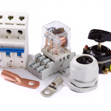 Distribution et l'intégration de matériel électrique